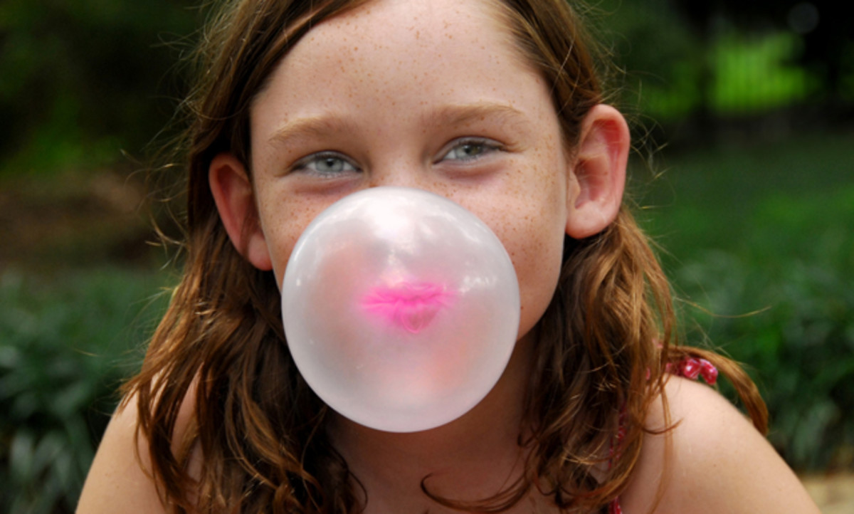 Did you know that chewing gum can help keep you healthy?