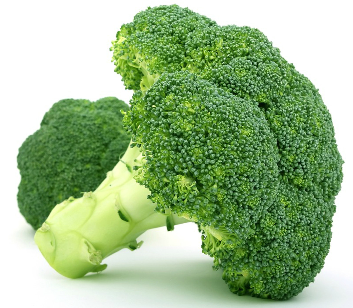 Broccoli - My personal research strongly suggests broccoli is the number one food for achieving the cleanest poop
