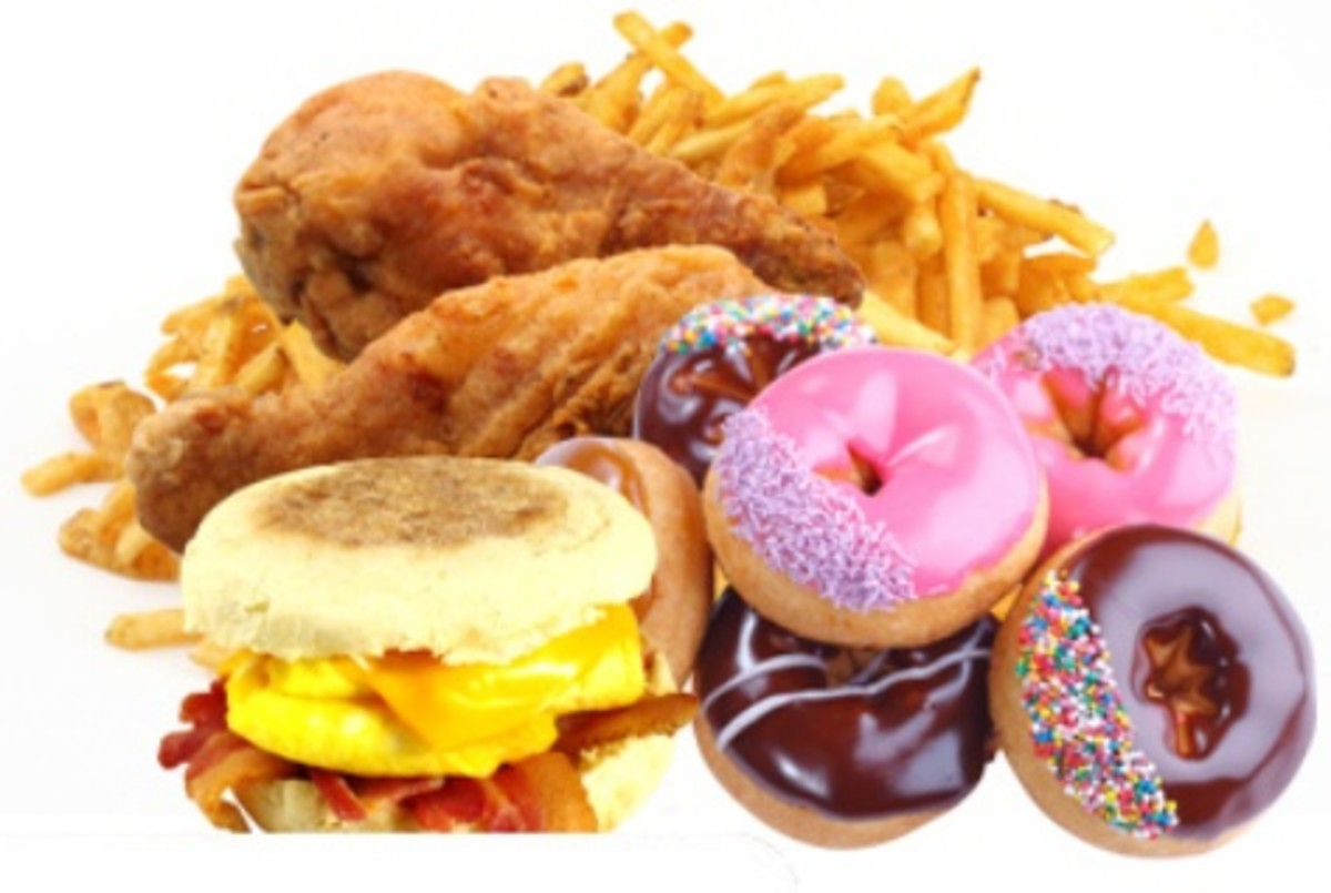 If any of this looks good, you may have a food addiction