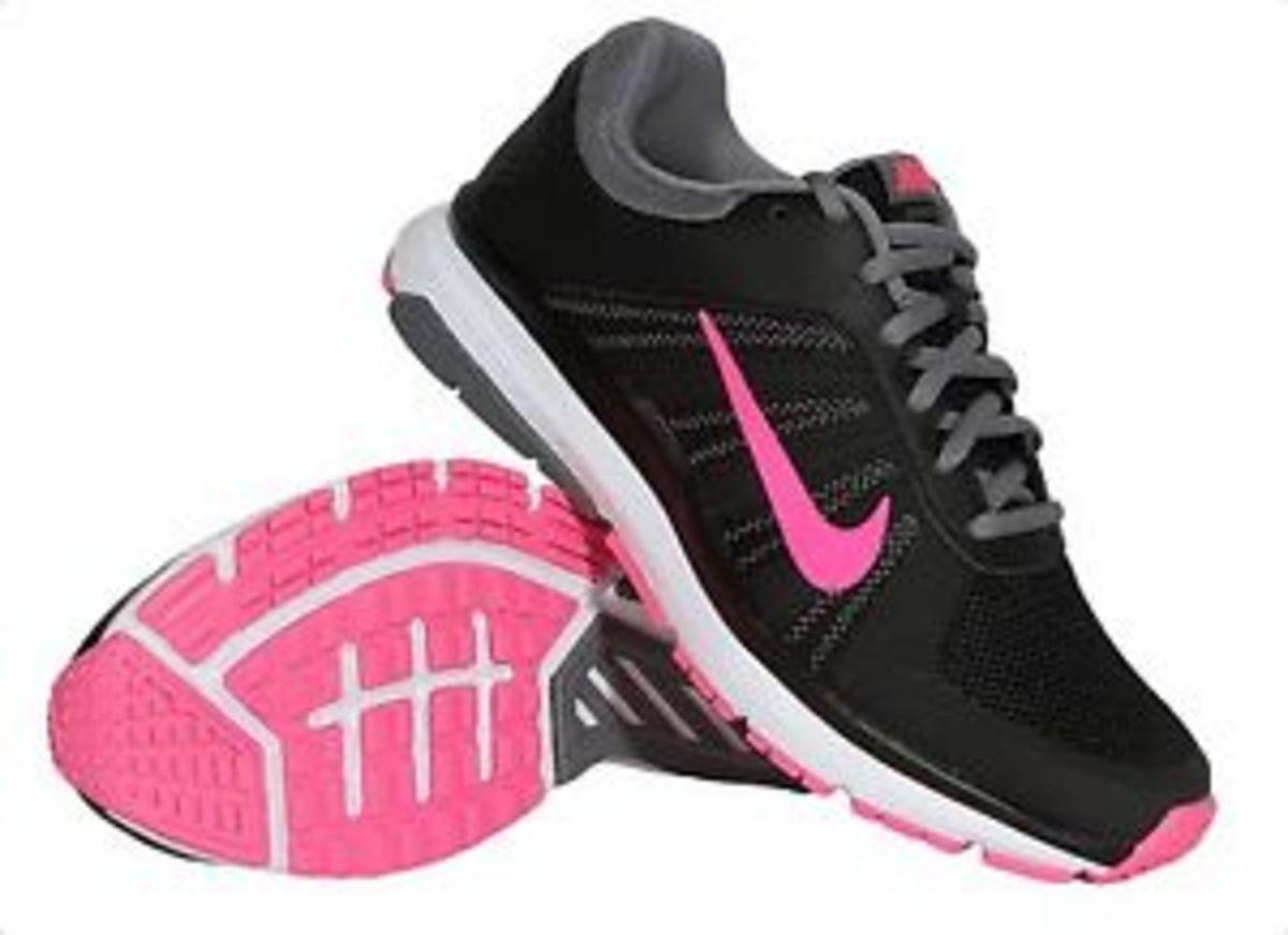 Nike Dart 12 Black/Cool Grey/Dark Grey/Pink Blast Women's Running Shoes