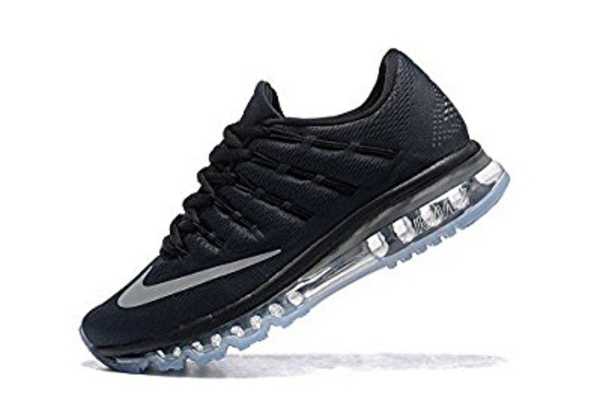 Nike Men's AIR MAX 2015 2016 2017 Air cushion basketball shoes