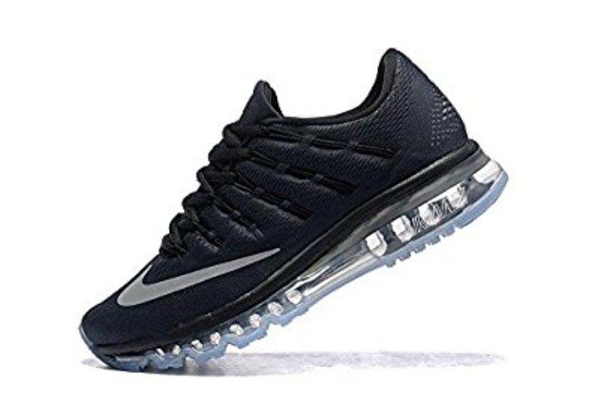 Nike Men's AIR MAX 2015 2016 2017 Air cushion basketball shoes