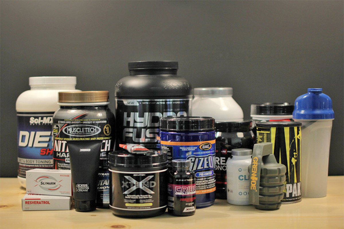 With so many supplements on the market it's hard to chose the best.