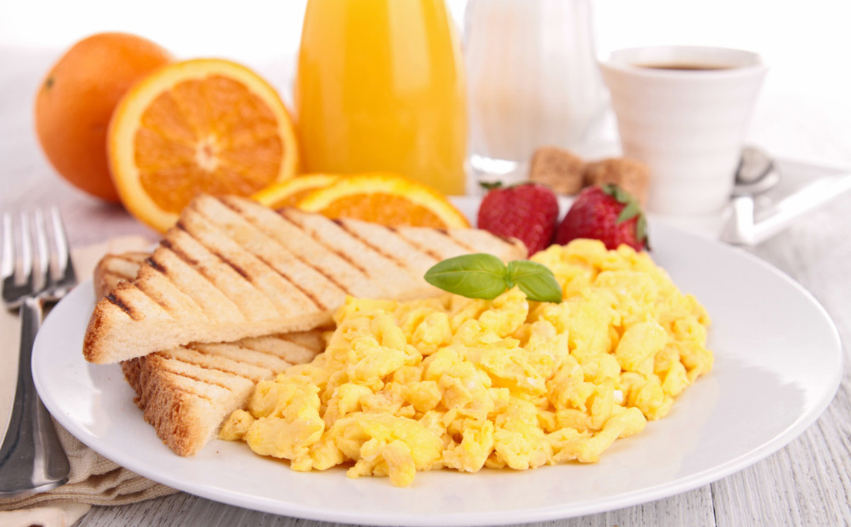 Eat Breakfast If You Are Skipping Thinking Will Cut Out A Few Calories This Is Big Mistake When Skip Be More