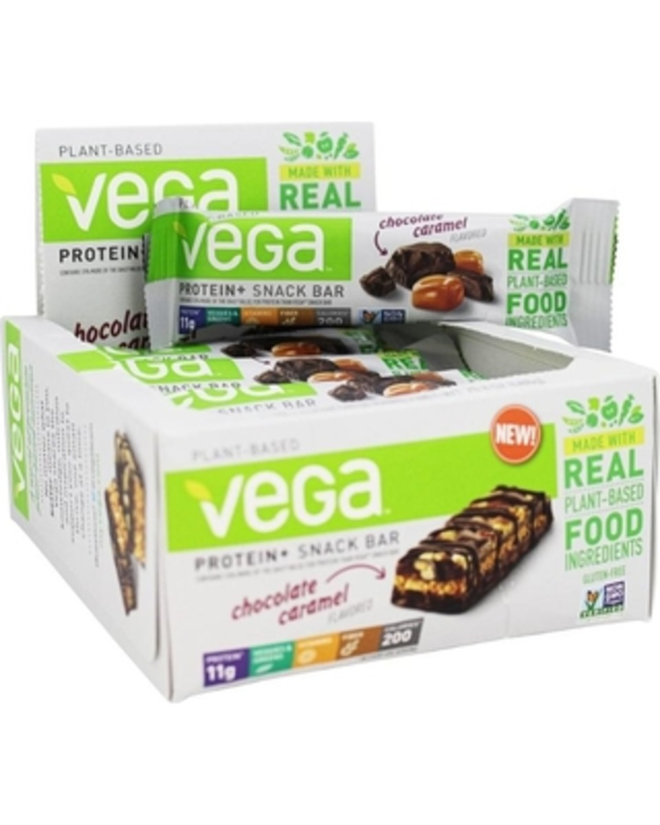 My choice for best-tasting plant-based protein bar