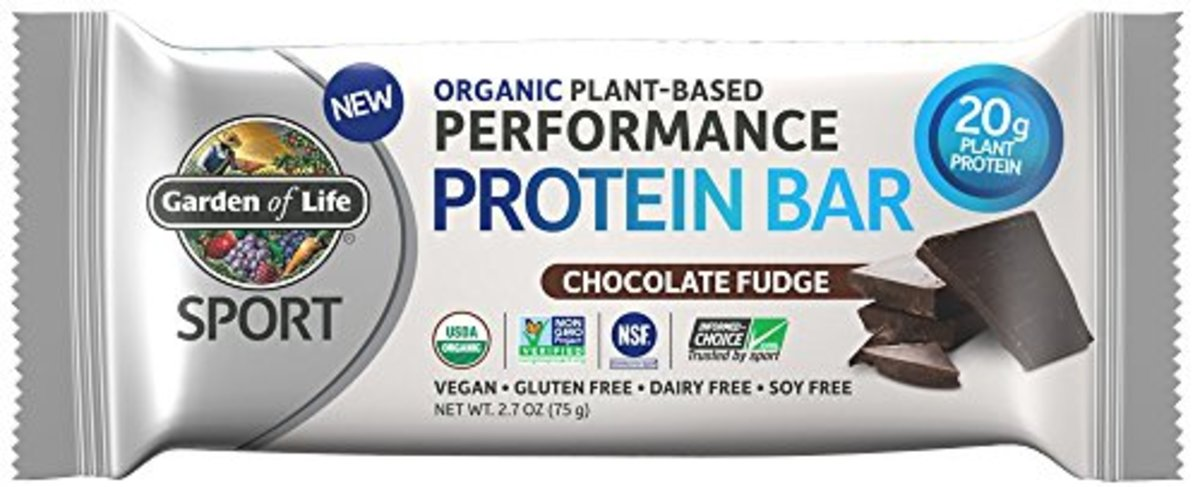 best-plant-protein-bars