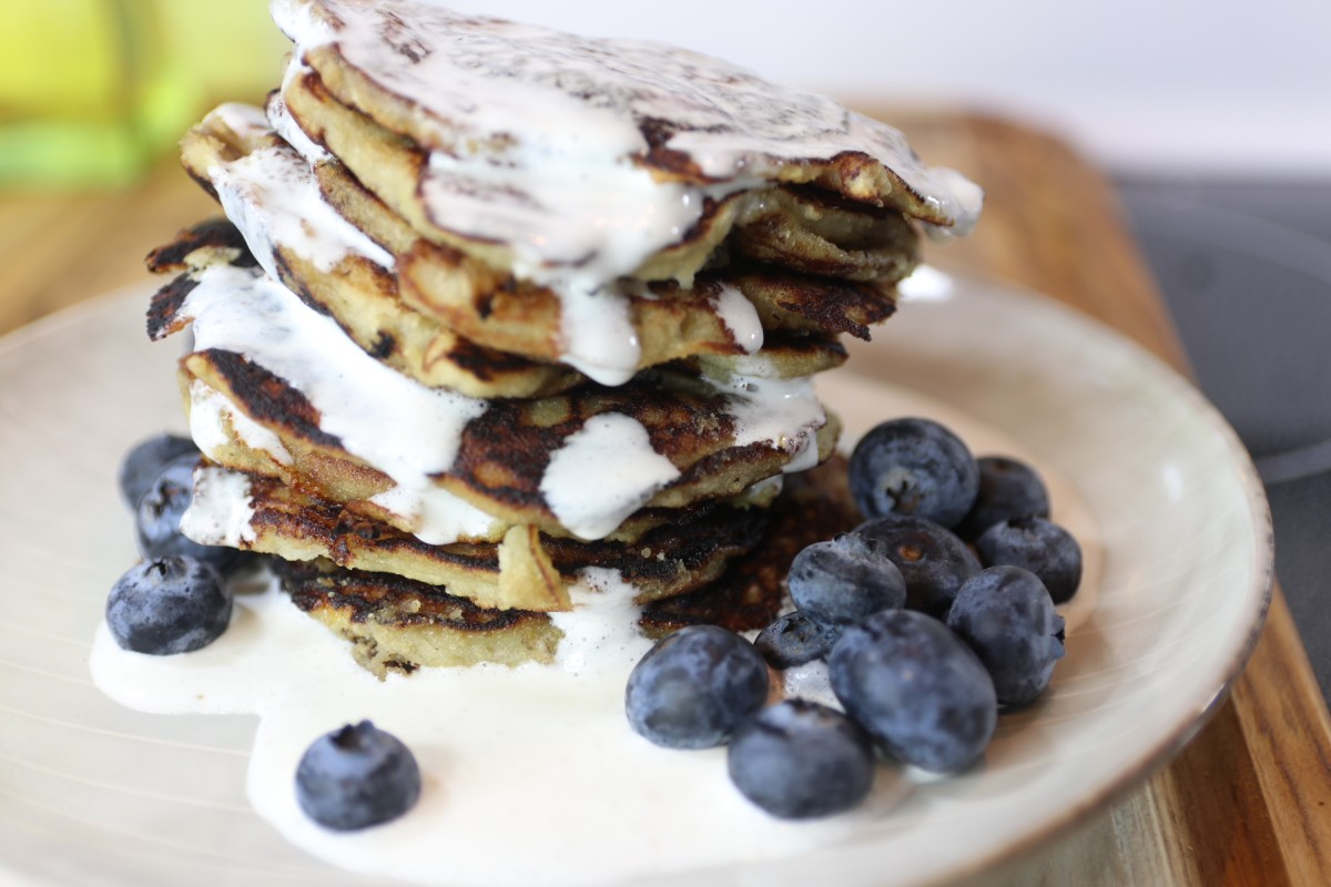 low-carb-coconut-pancakes