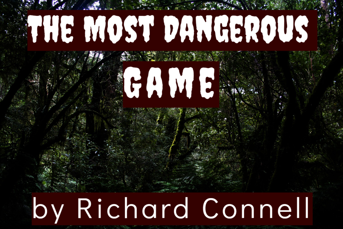 most-dangerous-game-summary-analysis-themes-richard-connell