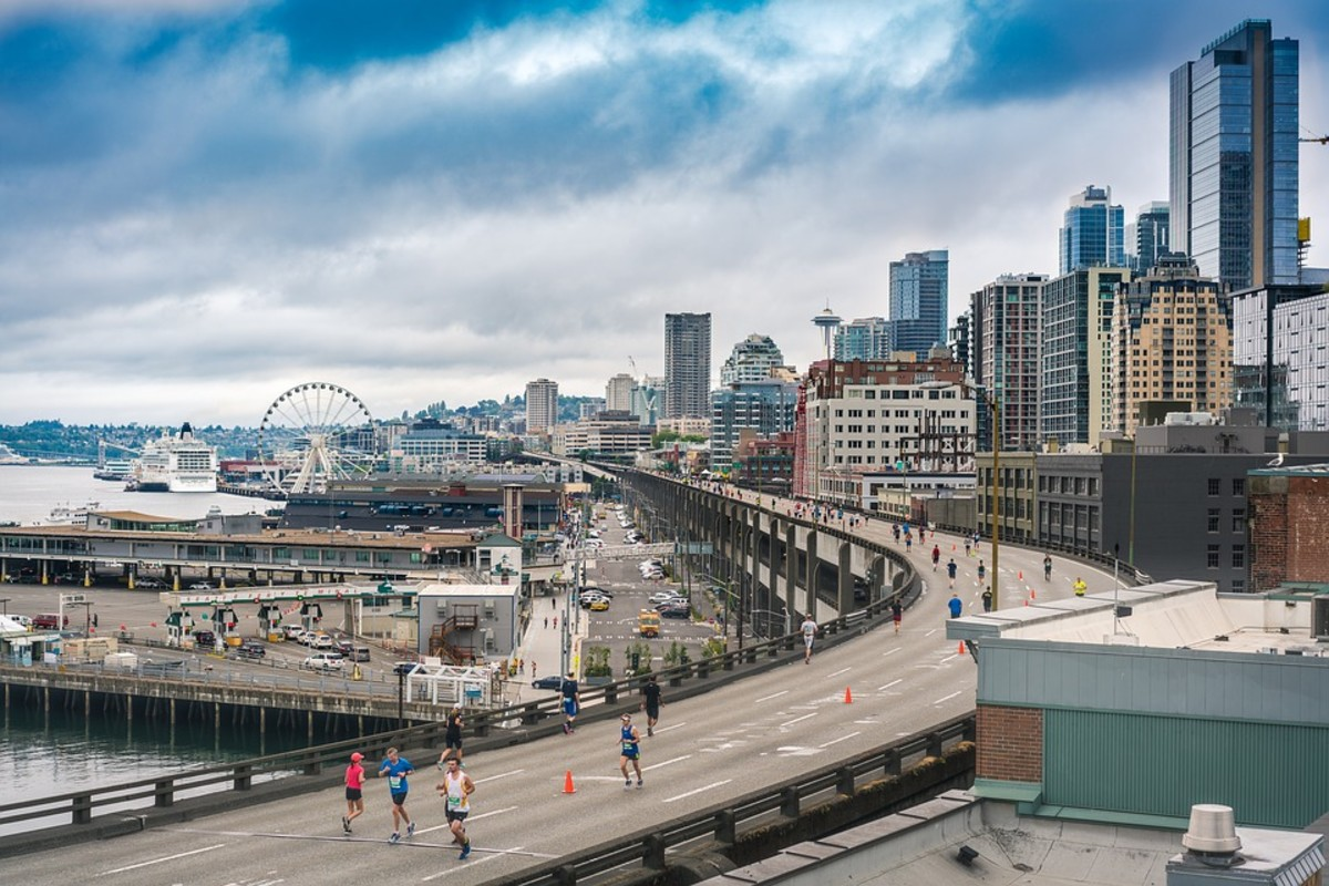 There are hundreds of marathons around the world to choose from.