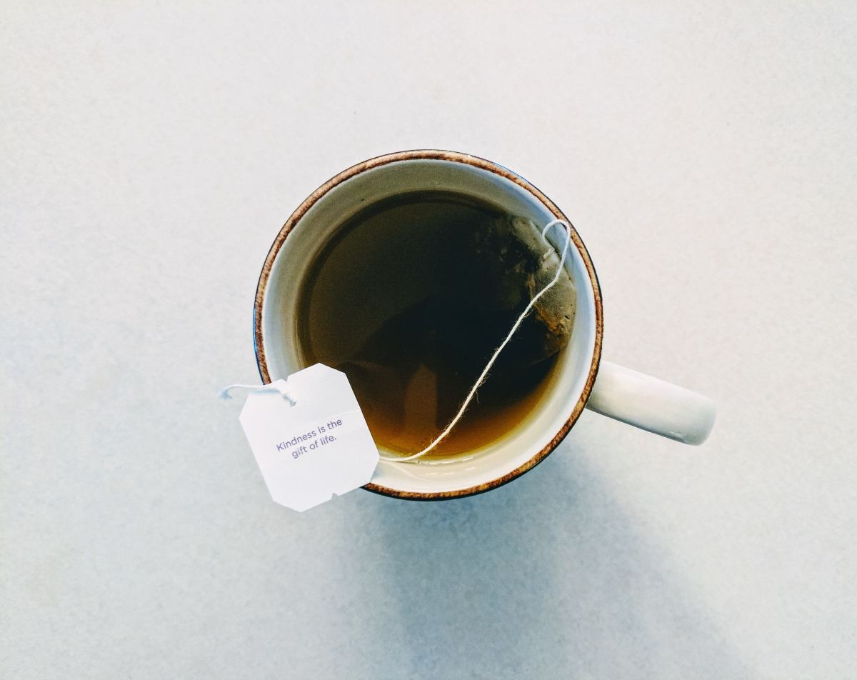 Green tea contains a catechin called EGCG which has been shown to be toxic to cancer cells.