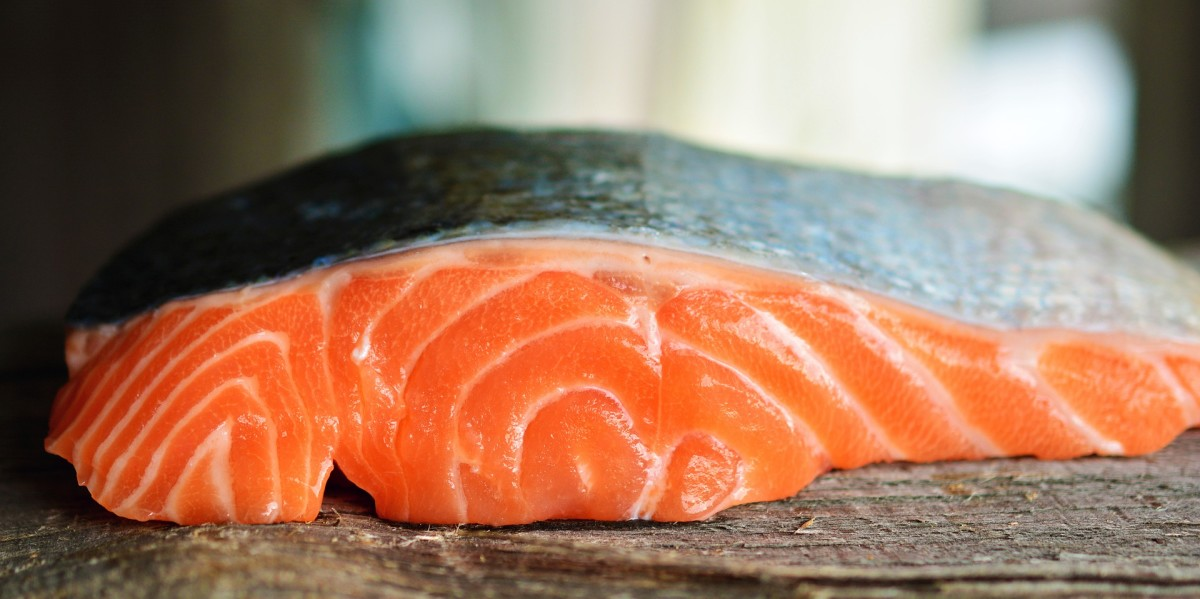 Salmon is one the healthiest lean meats in the world.