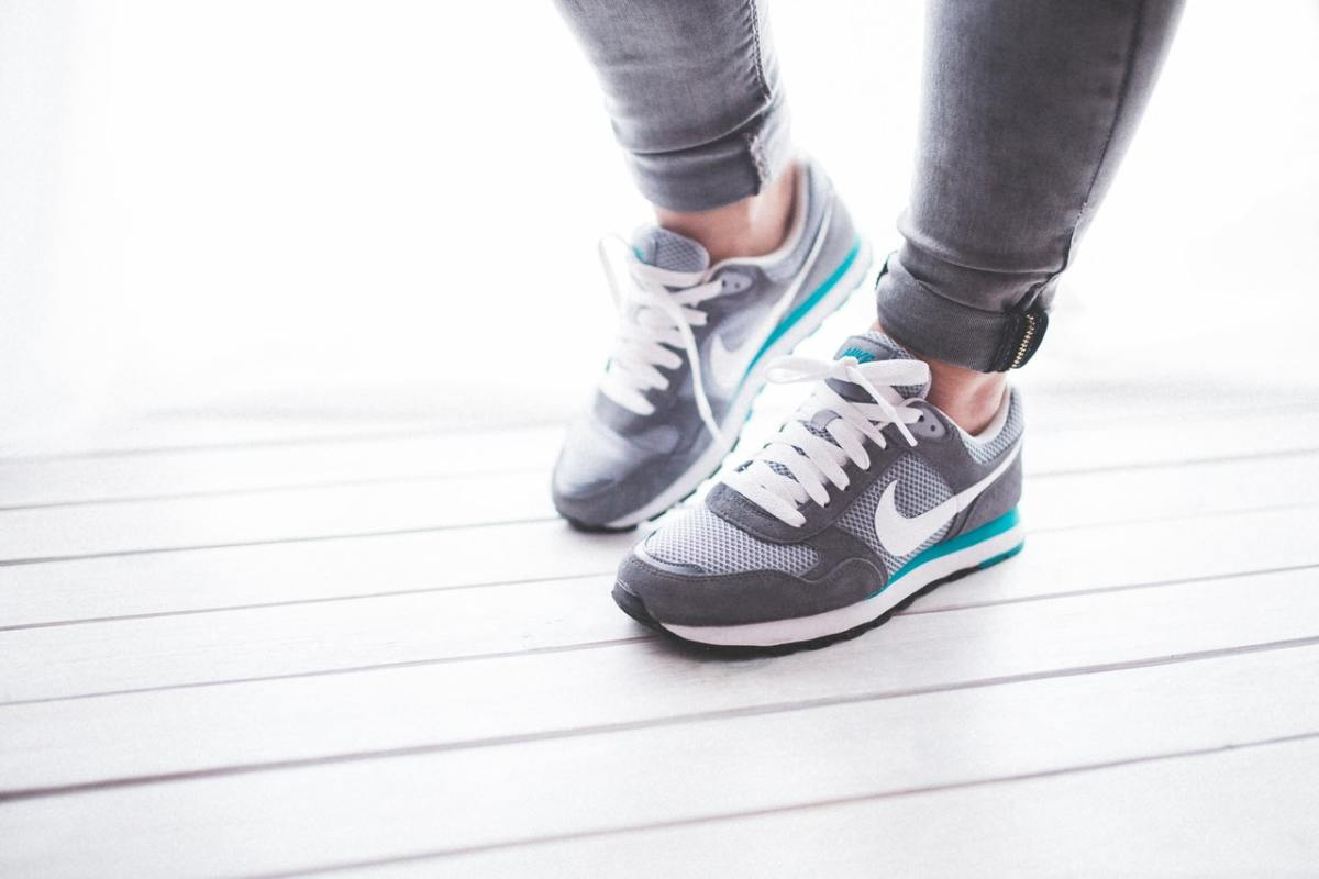 A quick walk around the block might be all you need to get your heart pumping and fitness tracker counting!