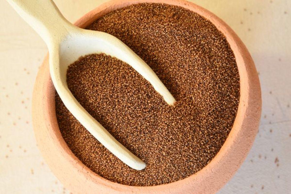 Teff is a gluten-free ancient grain.