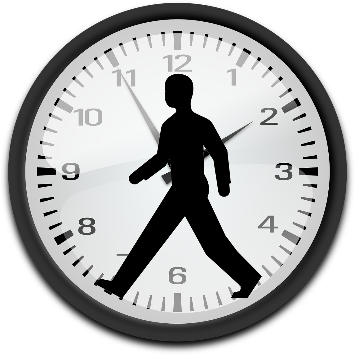 No time? No excuse! Accumulate small bouts of physical activity for great results.