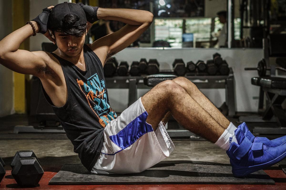 Sit-ups for Muscular Endurance