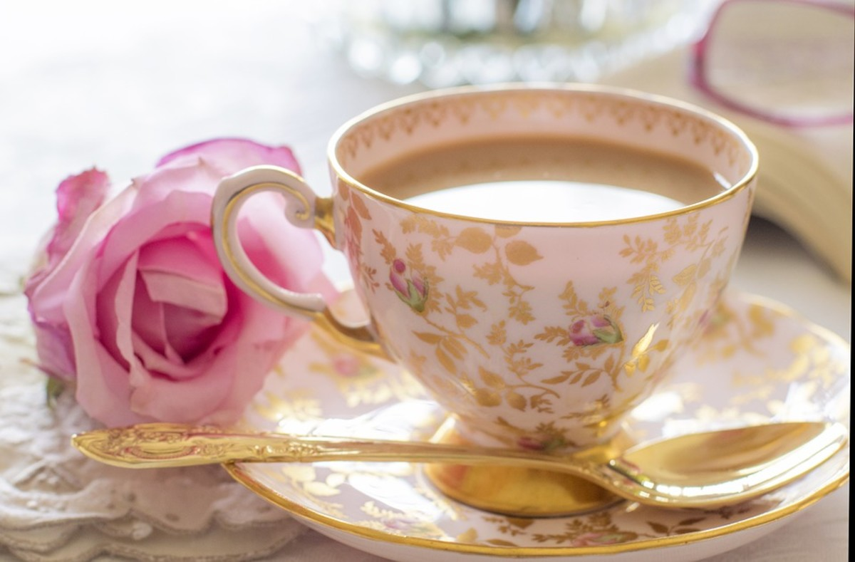 Rose tea may help your respiratory system.