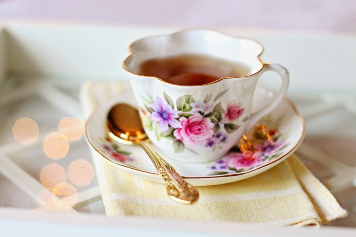Rose tea improves your immune system.
