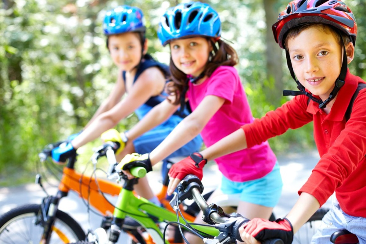 A natural part of growing up is for kids to explore everything they can until they find their passion. Yoga can enhance your child's other interests, from bike riding to friendship.