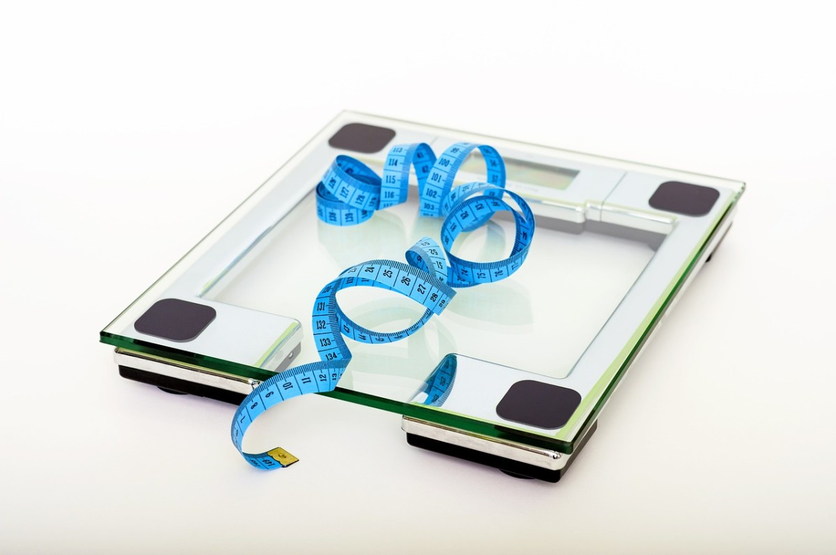 How much you weigh is not indicative of health.