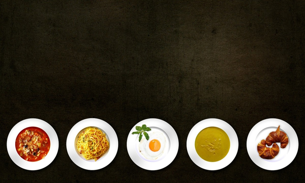 Eating smaller meals does not always equal weight loss.