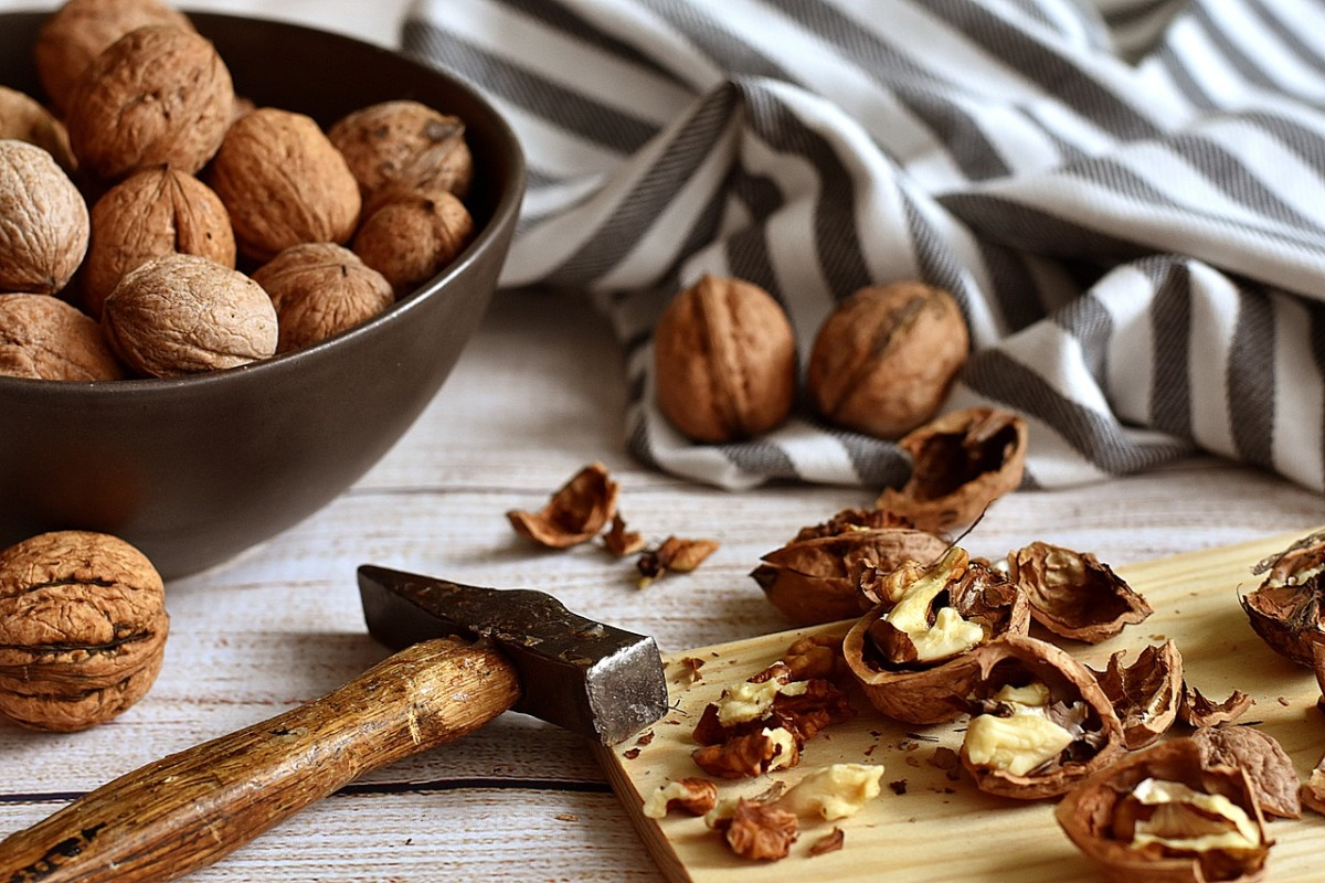 Walnuts are known to have anti-cancer properties.
