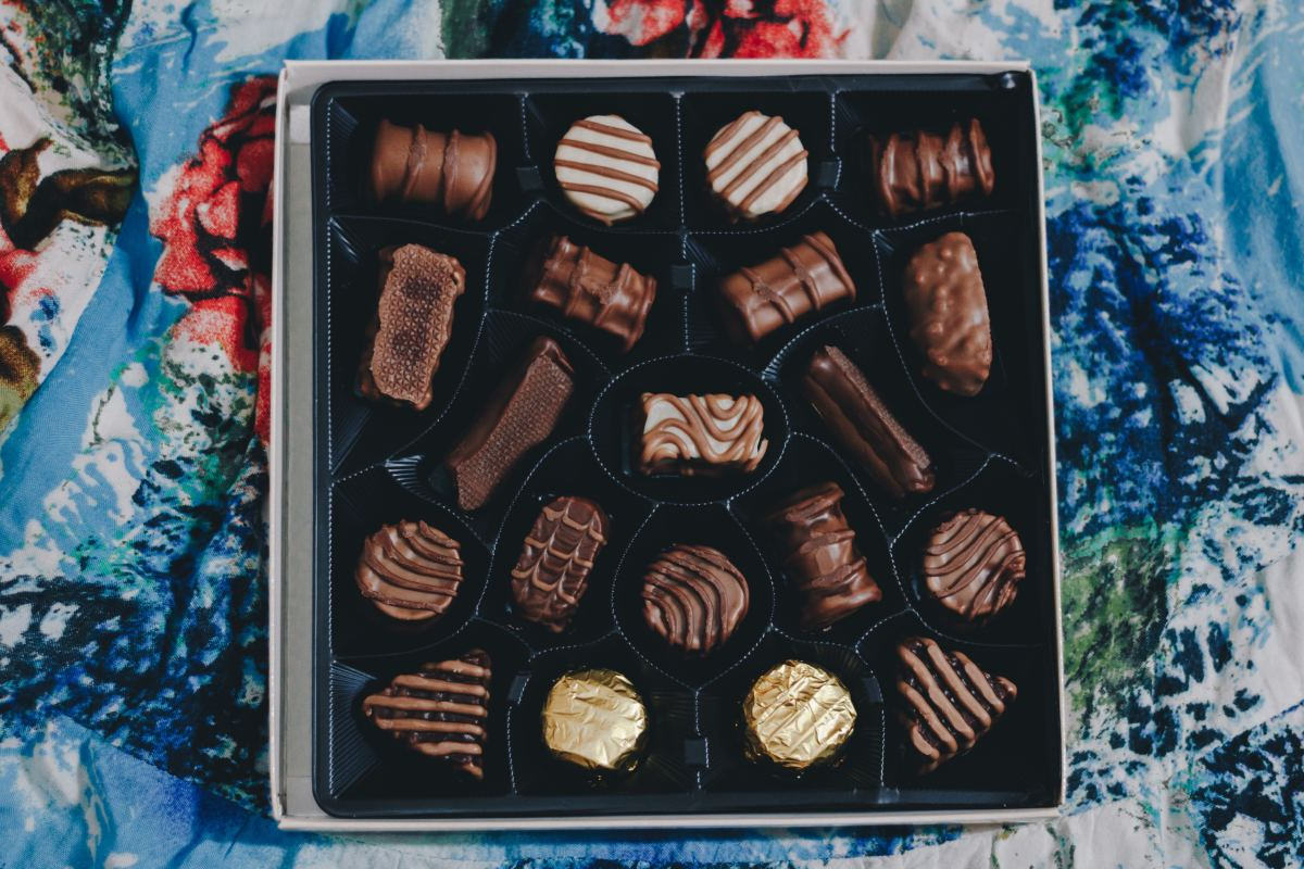 Celebrate and share the benefits of dark chocolates and other types of chocolates.