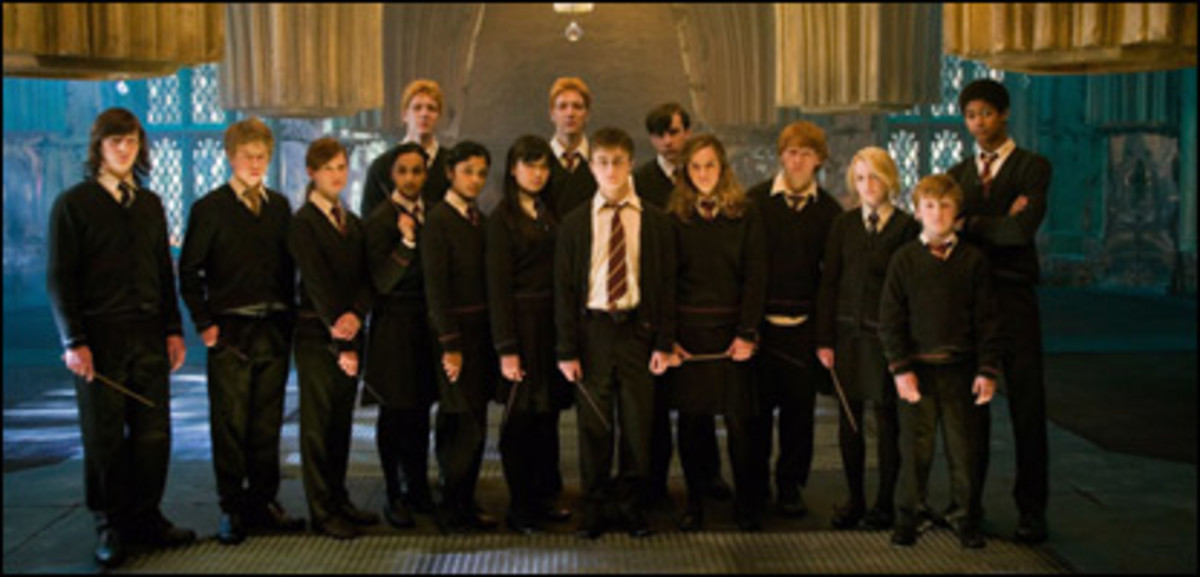 Dumbledore's Army was assembled to fight Voldemort.  By integrating members of other houses, it was also a good intervention against inter-house prejudice.  Too bad it didn't have any Slytherin members.