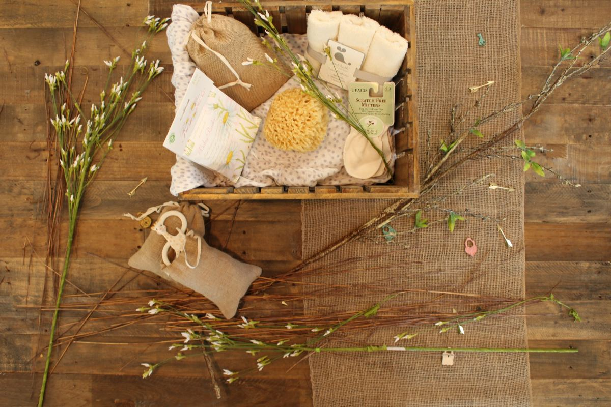 Relaxation Gift Basket