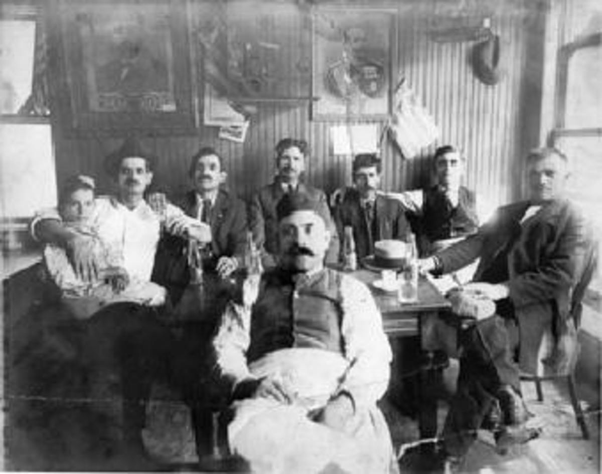 Greek Immigrants