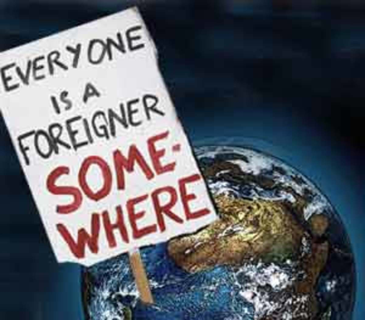 We Are still Being Told And It Is Still Being Written About The Fact That We Africans here in South Africa are foreigners in our land.. Go figure