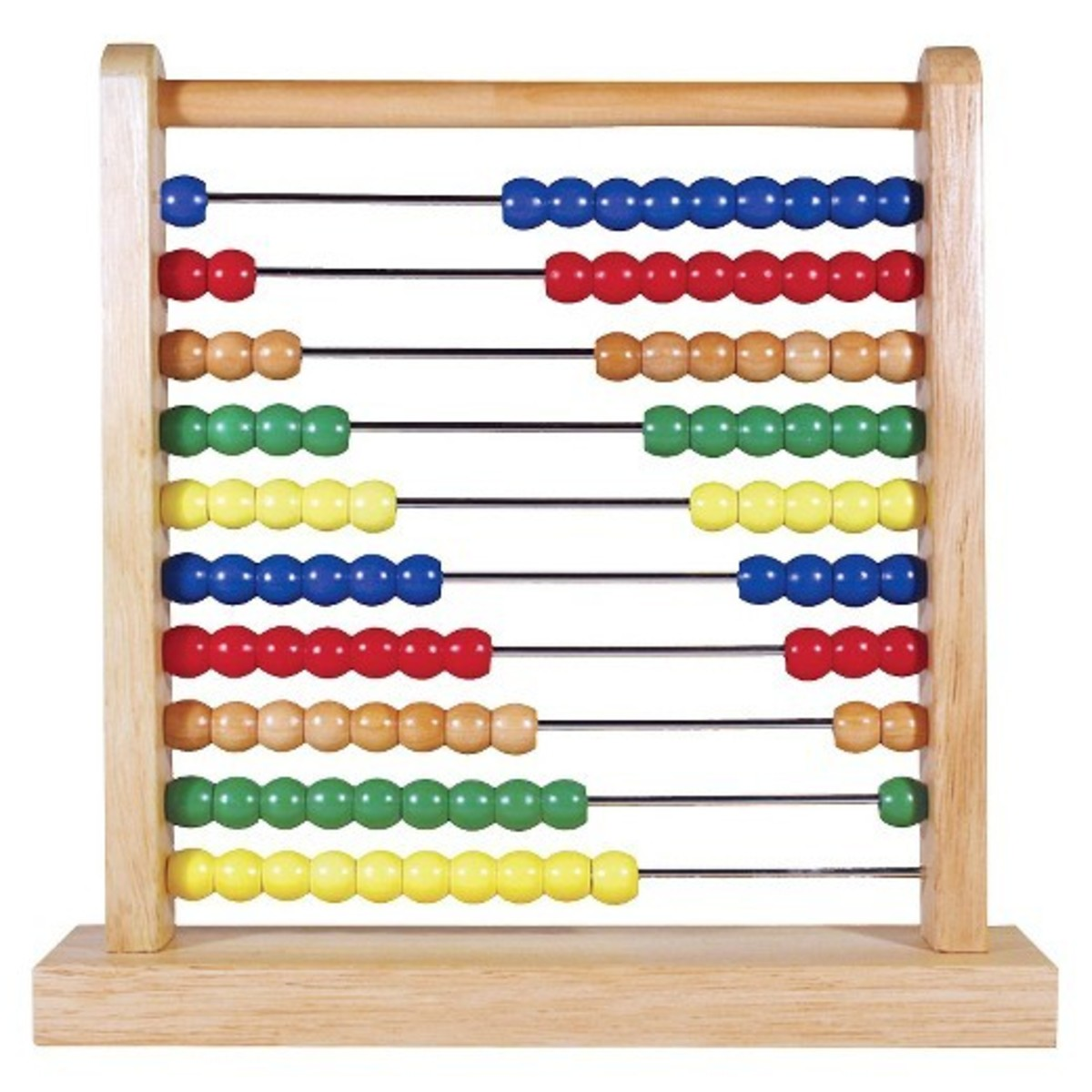 Abacus: The Asian Way to Calculate