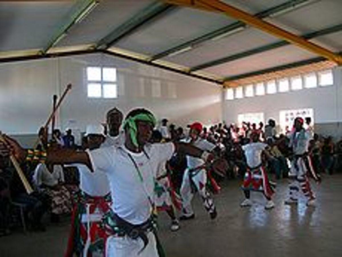 AmaMpondo Dance Festival, 2008