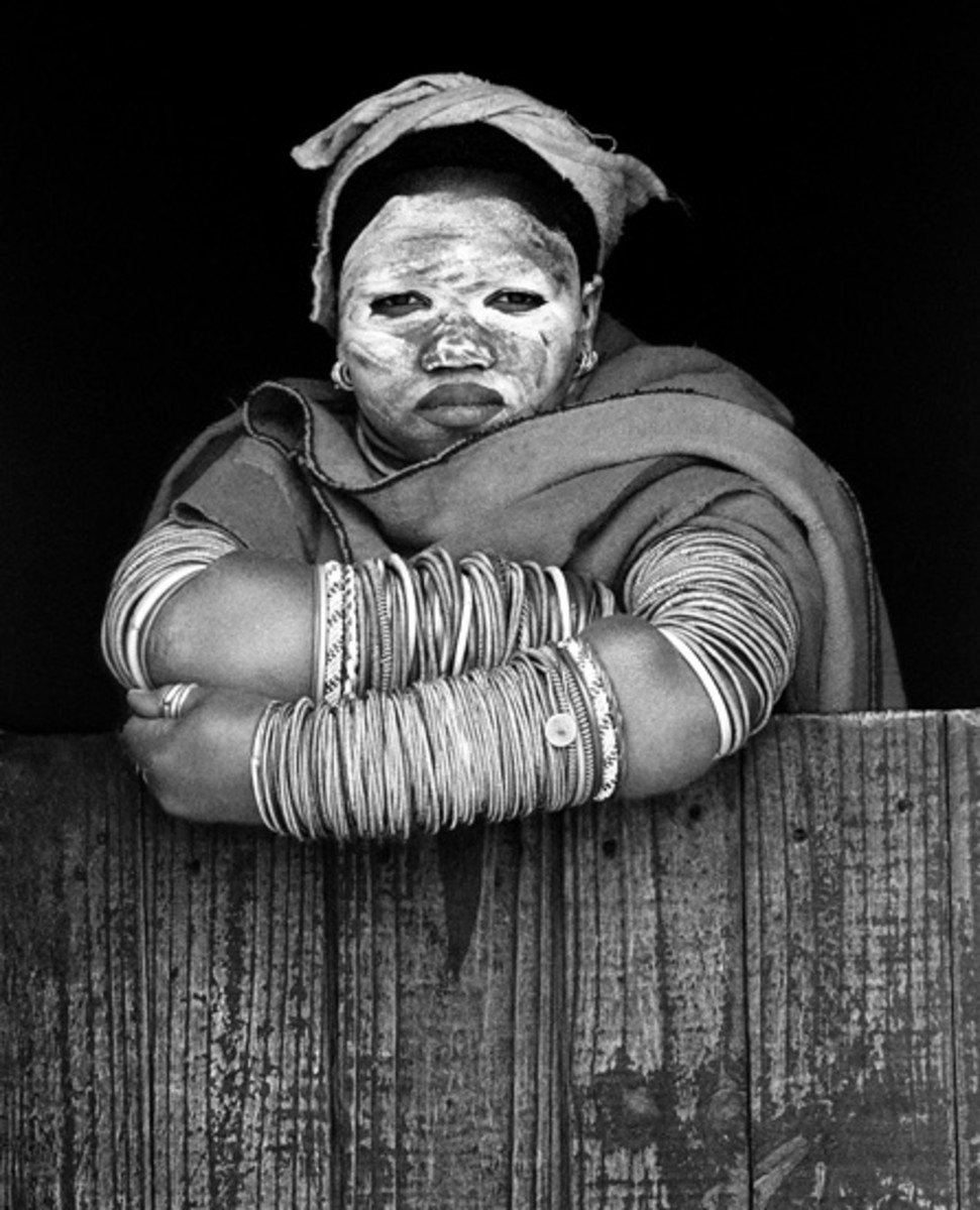 A Pondo Matriach in South Africa, 1966)