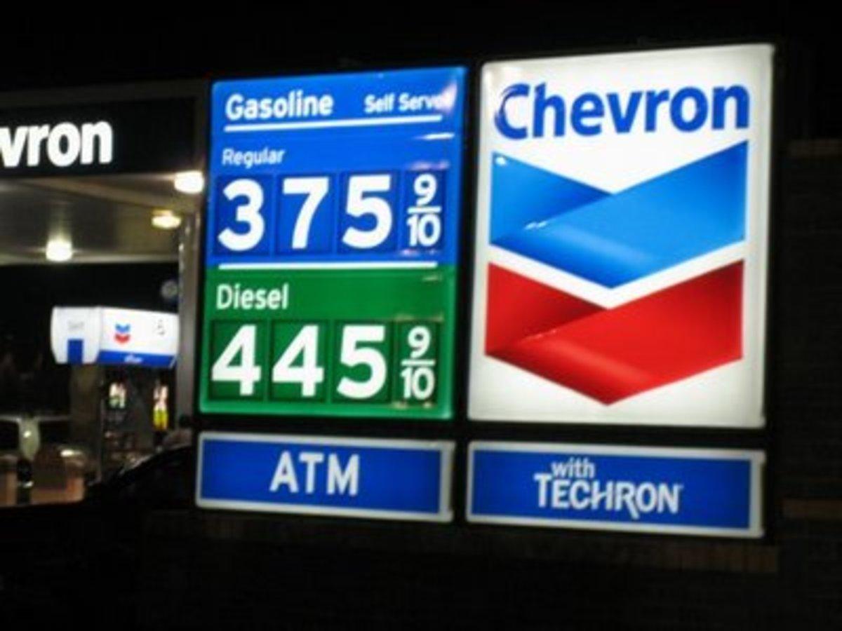 Chevron Oil Company
