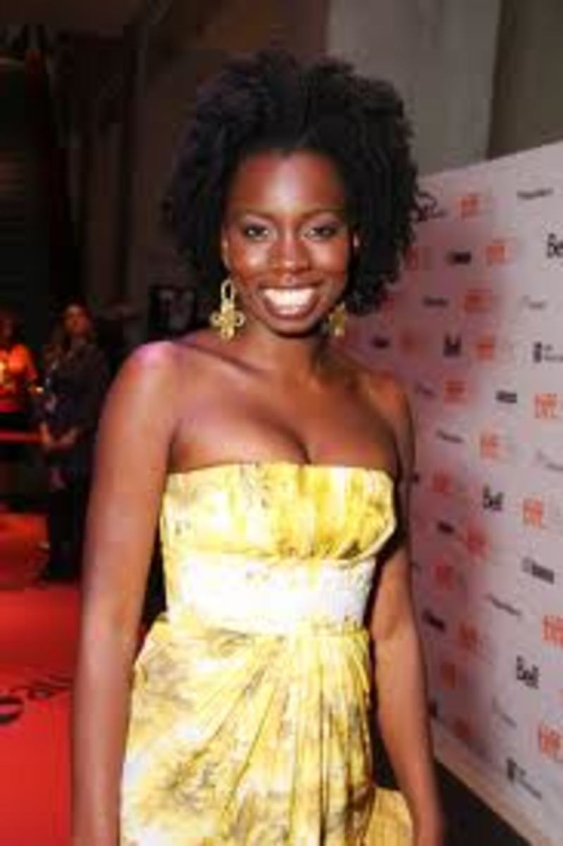However roles are very few and far between for dark-skinned Black actresses.They are seldom selected for roles because they are not considered to have mass appeal.They are thought of as too ethnic, therefore unpalatable for the public.