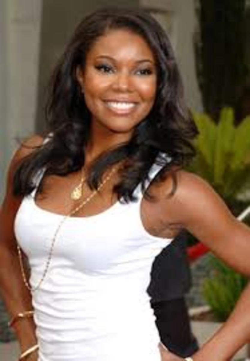 Oftentimes, dark-skinned Black actresses are cast in quite negative roles such as the asexual, female thug,shrew, put upon woman,angry/embittered woman, and other less than positive roles.(1) Gabrielle Union