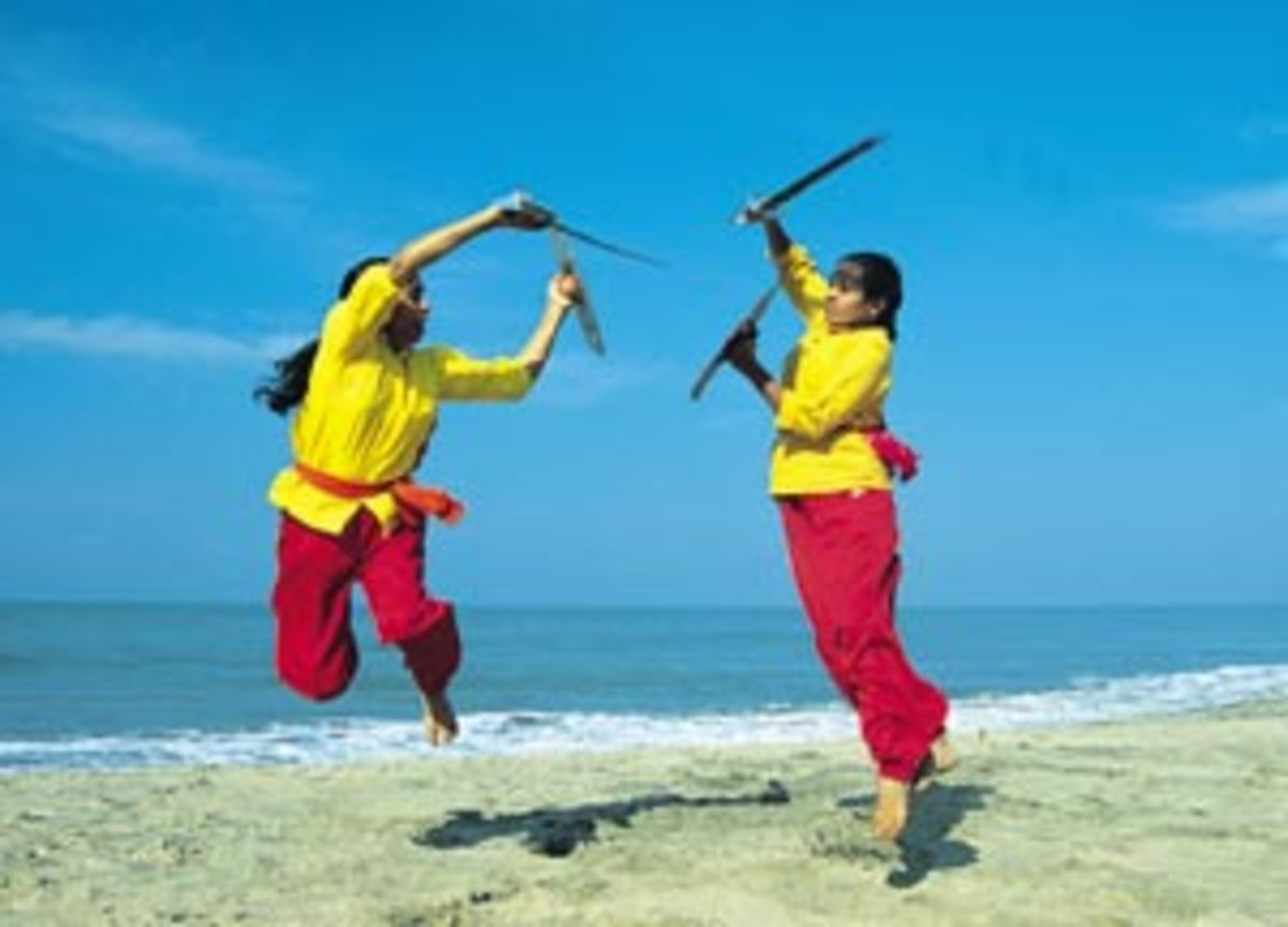 Kerala Martial Art