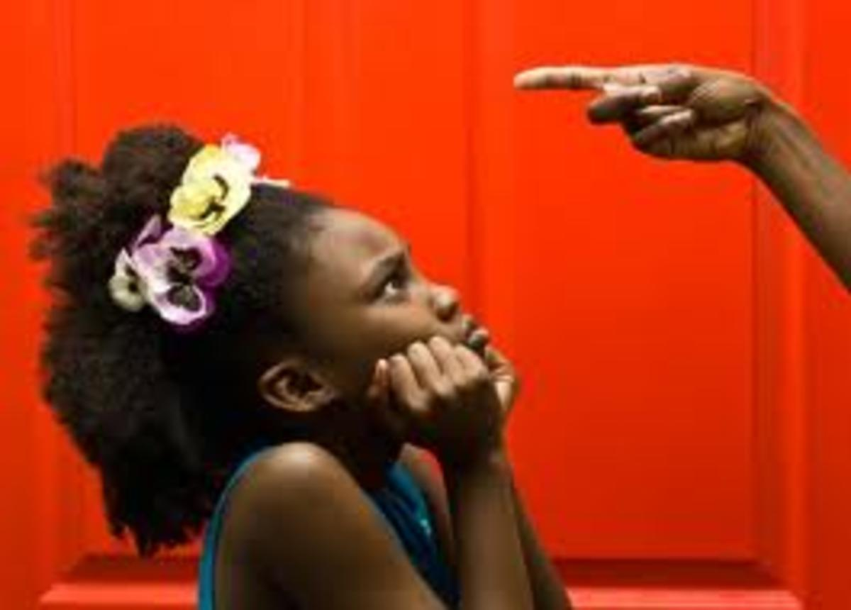 To Blacks out there,what messages do Black American parents relay to their children to prevent them