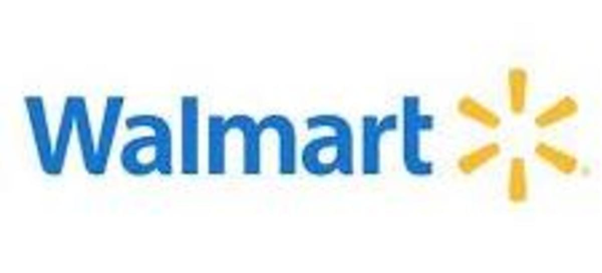 Walmart is one example of a wealthy corporation.