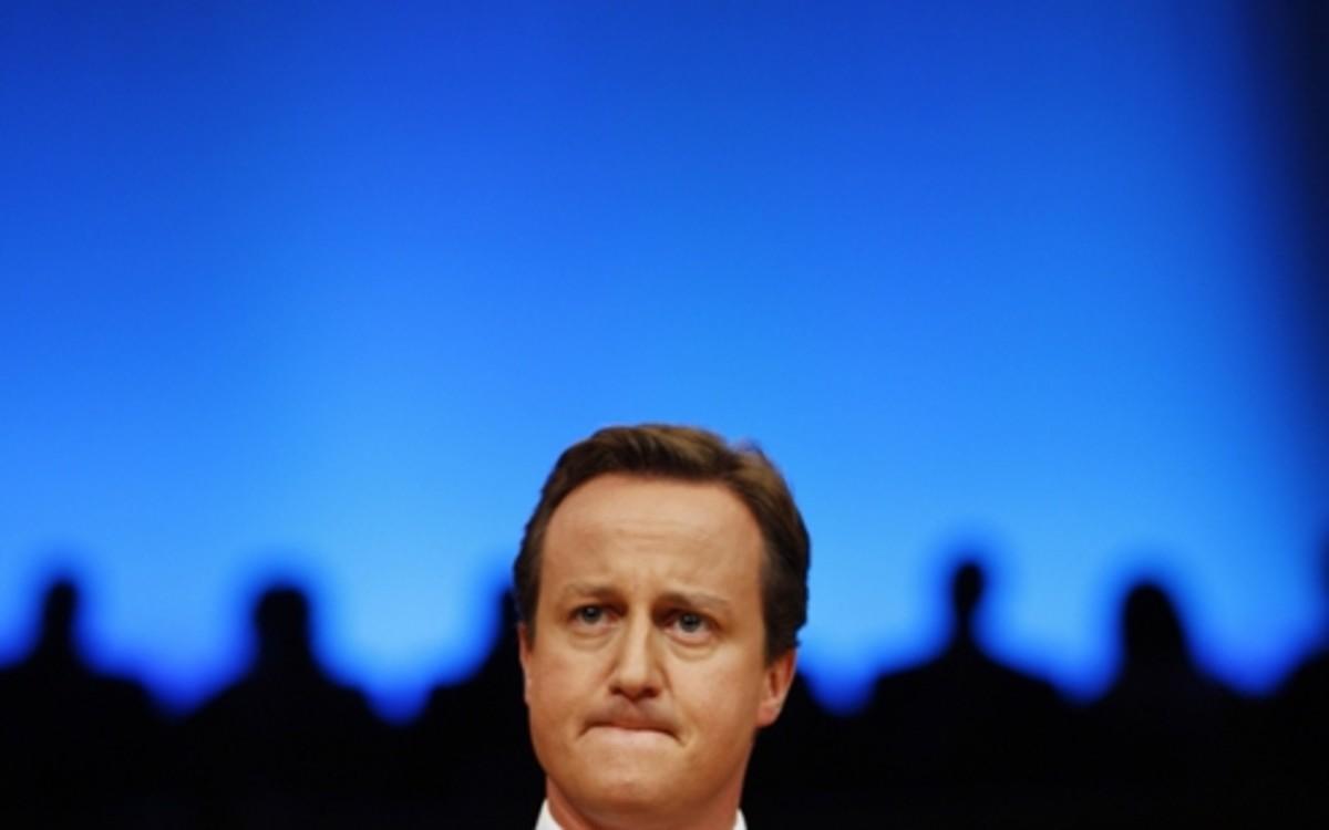 Former UK Prime Minister David Cameron
