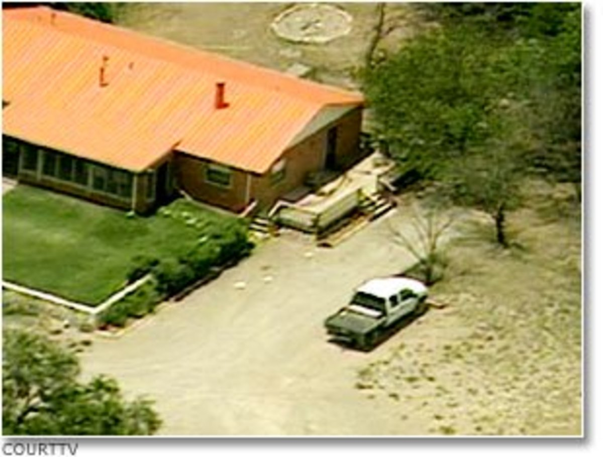 The Ranch, owned by Sam Donaldson, that the Posey Family lived & died in.