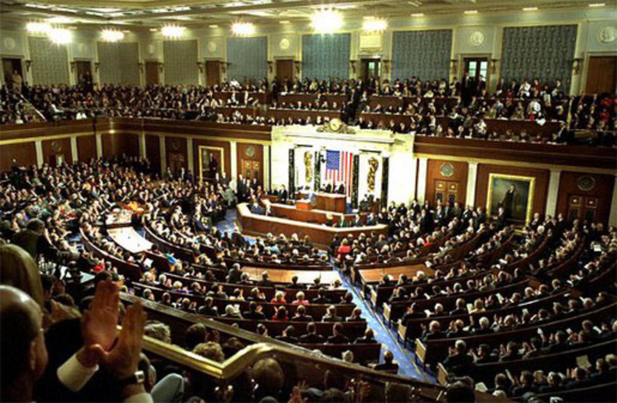 George W Bush State of the Union Address