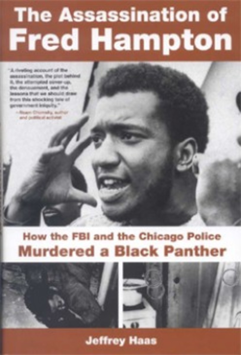 Fred Hampton:  a man who stood for something.