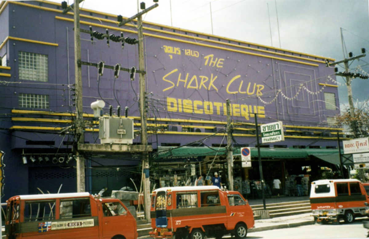 The Shark Club Discotheque, Patong's Most Celebrated Nightclub Set To Reopen In 2012