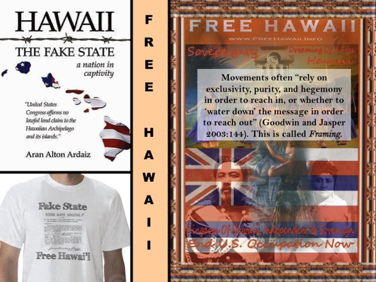 Free Hawaii movement