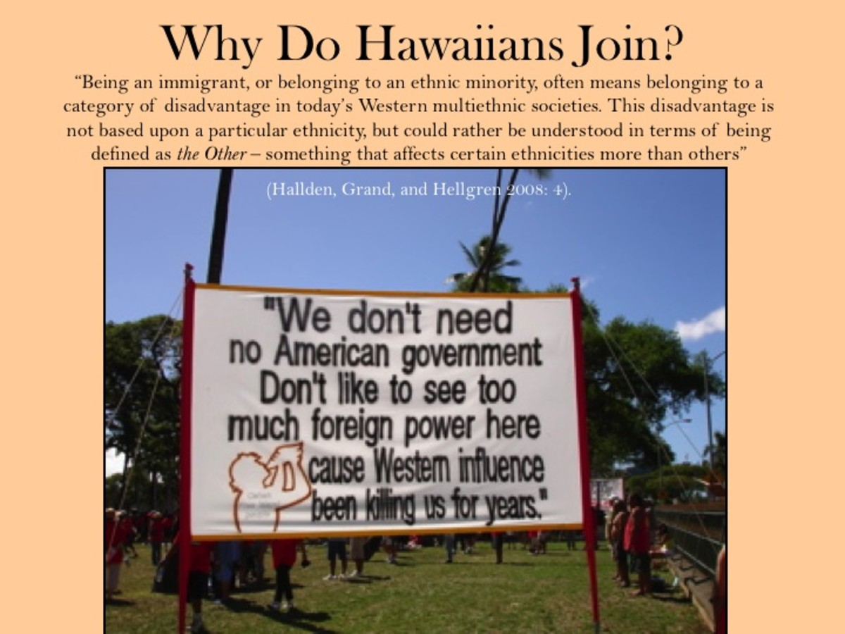 Why Hawaiians join Kau Inoa