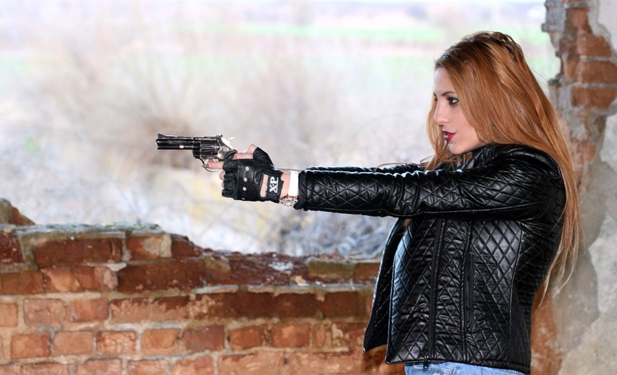 Guns are used by many people for hunting and self-defense purposes.  Many people, especially in rural areas where there is little protection from the police, regard them as vital.