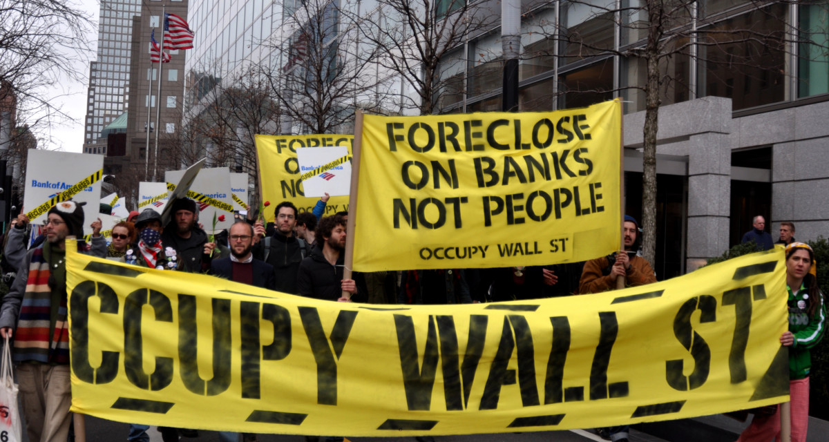 The kind of unethical policies and heartless tactics employed by Bank of America and other big corporate banks were the primary catalyst for the Occupy Wall Street movement.