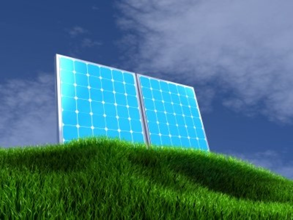 Embracing green technology will help all of us create a more sustainable future.