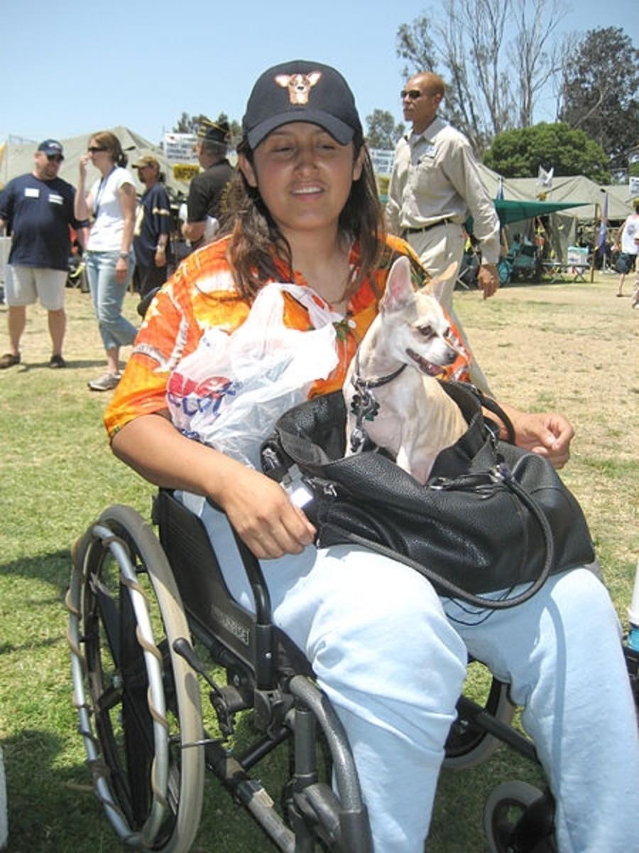 Homeless disabled Iraq war veteran